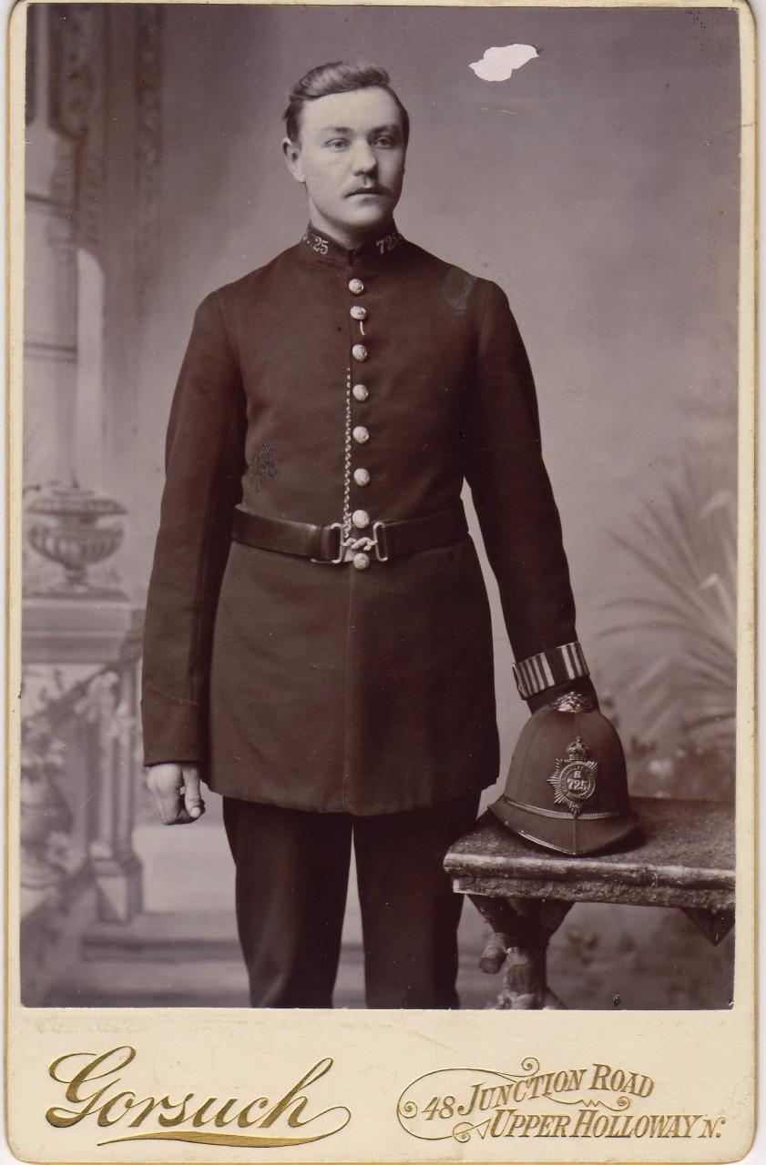 Policeman Smart