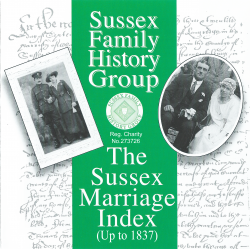 Sussex Marriage Index